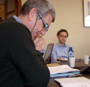 Emedus meeting Brussells 2013